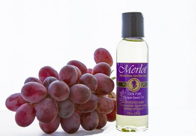 Grape Seed Oil, All Natural