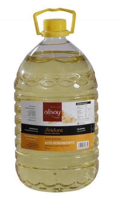 Sunflower Oil, High Oleic, Organic