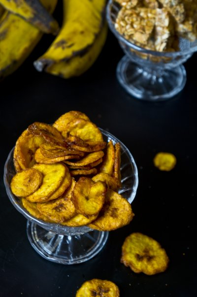 Sweet Plantain Chips