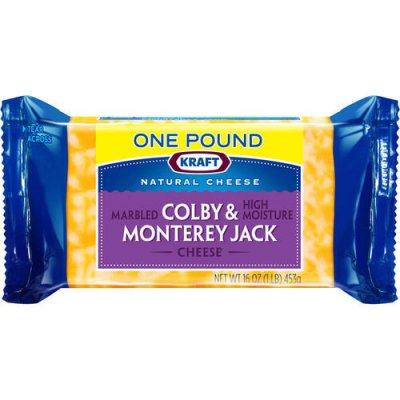 Finely Shredded Colby & Monterey Jack Cheese