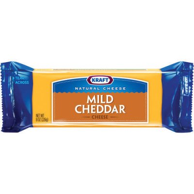 Natural Mild Cheddar Cheese