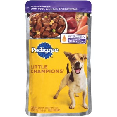 Little Champions, Food For Dogs
