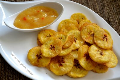 Plantains Snack Chips