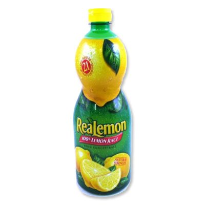 100% lemon Juice