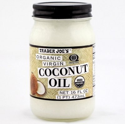 Organic Coconut Extra Virgin Oil