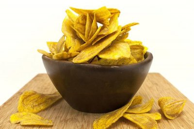 Pacific Sea Salt Plantain Chips