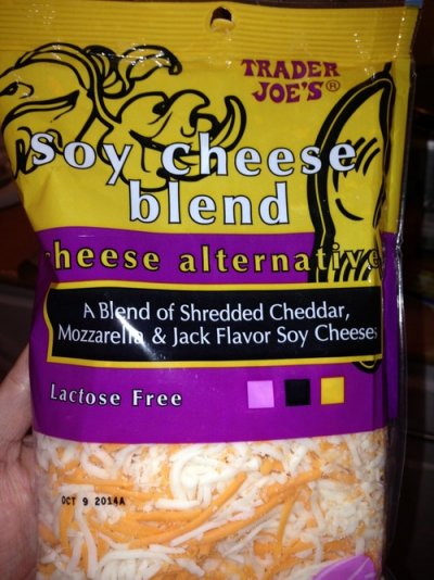 Soy Cheese Blend