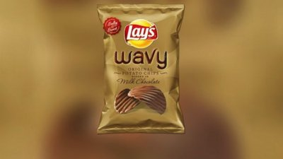 Potato Chips, Wavy