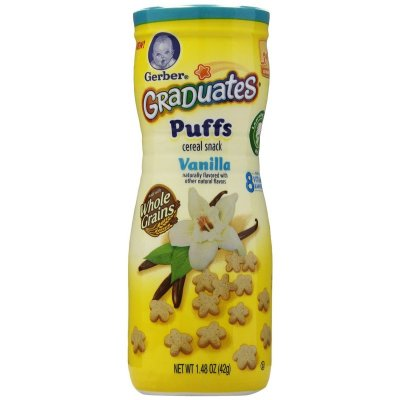Puffs Vanilla Cereal Snack