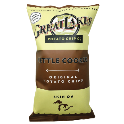 Sea Salt Potato Chips