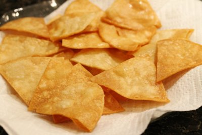 Tortilla Chips, Nacho Cheese Especial