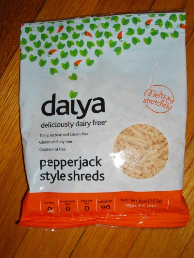 Dairy Free Cheese, Pepperjack Style Shreds