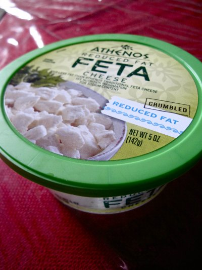Feta Reduced Fat Crumbled Cheese