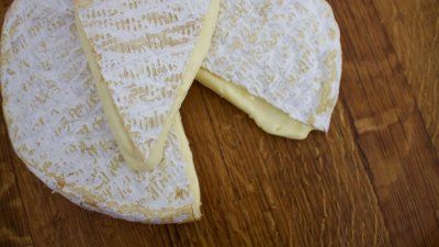 Brie, Rich Texture, Comflex Flavor With Earthy Notes