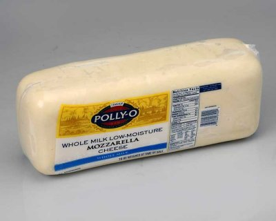 Whole Milk Mozzarella Cheese
