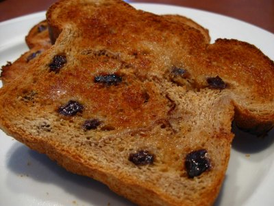 Bread, Raisin
