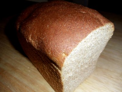 Bread, Sprouted Whole Wheat