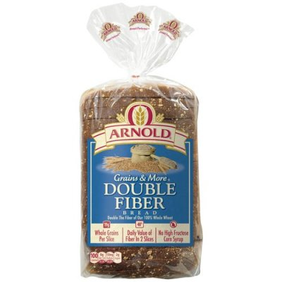 Double Fiber Bread