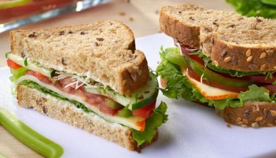 Healthfull Sprouted Wheat Bread