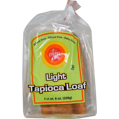 Light Tapioca Loaf