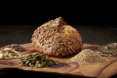 Nature's Harvest, Whole Grain, Light Multigrain, Bread