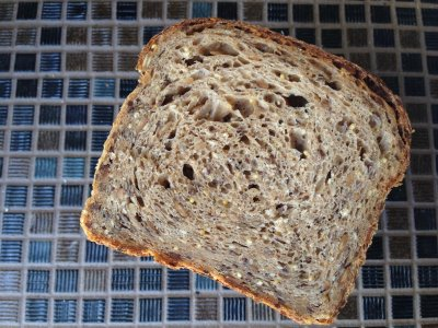 Seeded Sandwich Bread