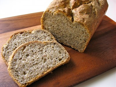 Soft Multigrain Rustic Bread