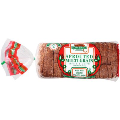 Sprouted Multi-Grain Bread
