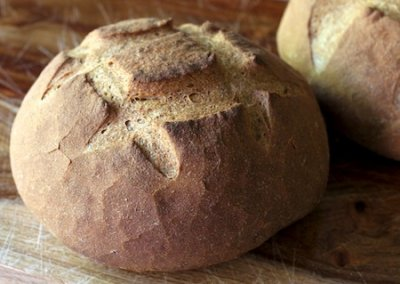 Tuscan Pane Whole Wheat Bread