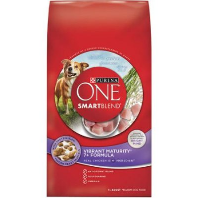 Dog Food, Vibrant Maturity 7+ Senior Formula