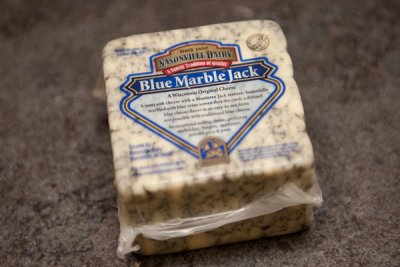 Marble Jack, A Blend Of Colby & Monterey Jack Cheese