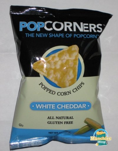 White Cheddar Popped Corn Chips