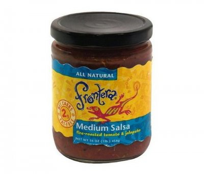 Medium Salsa, Fire Roasted Tomato & Jalapeno