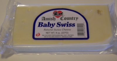 Old Tradition Amish Swiss Cheese
