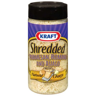 Romano Cheese, Shredded