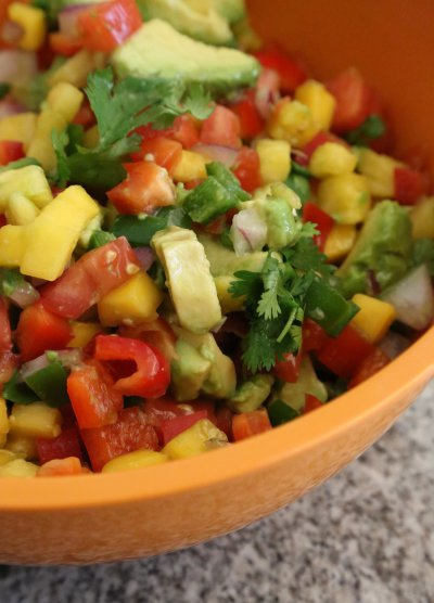 Salsa, Pineapple, Medium