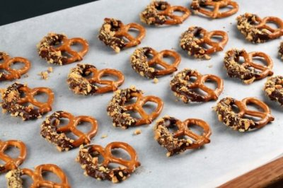 Gluten Free Mini Twists Pretzels