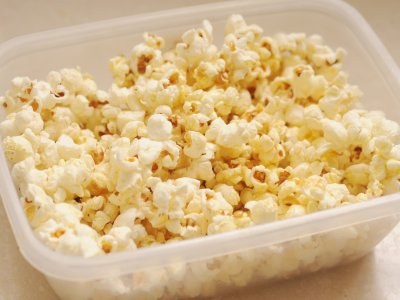 Microwave Popcorn, Theatre Style Extra Butter 3 Ct