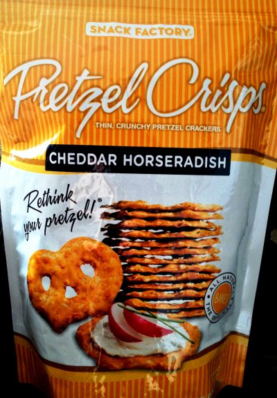 Pretzel Crisps, Everything