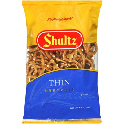 Thin Twists Pretzels