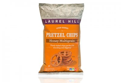 Pretzel Chips, Honey Multigrain