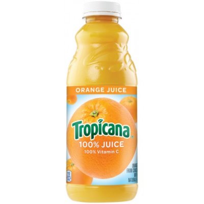 100% Pure Orange Juice