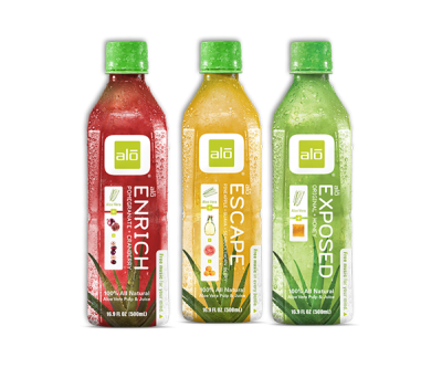 Exposed, Original Aloe Juice Drink