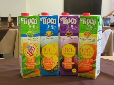 100% Vegetable Juice, No Sugar Added