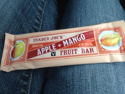 Fruit & Veggie Bar, Mango Strawberry