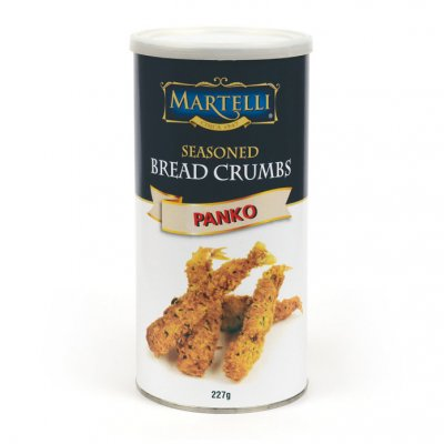 Bread Crumbs, Panko, Italian Seasoned