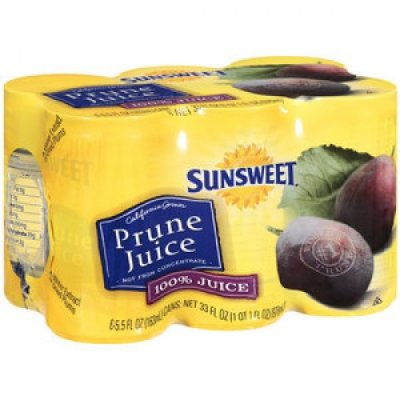Juice, Prune with Pulp