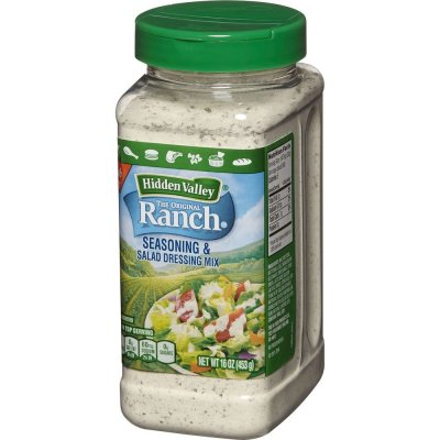 Ranch Salad Dressing & Seasoning Mix
