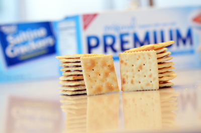 Saltines, Wheat