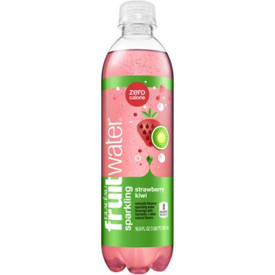 Sparkling Water Beverage, Kiwi Strawberry